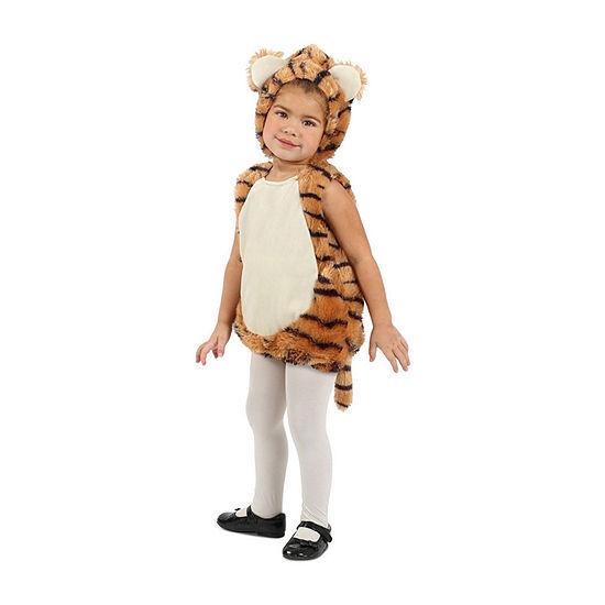 Child Tiger Bubble