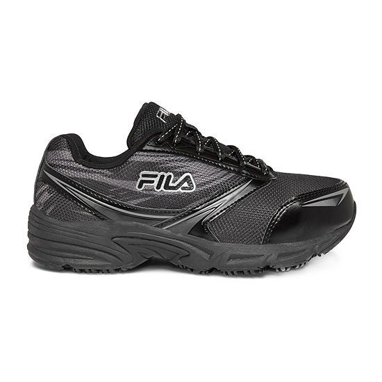Fila Memory Meiera 2 Composite Toe Slip-Resistant Work Womens Running Shoes