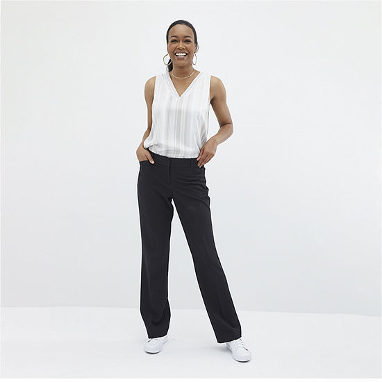 Worthington Womens Perfect Trouser