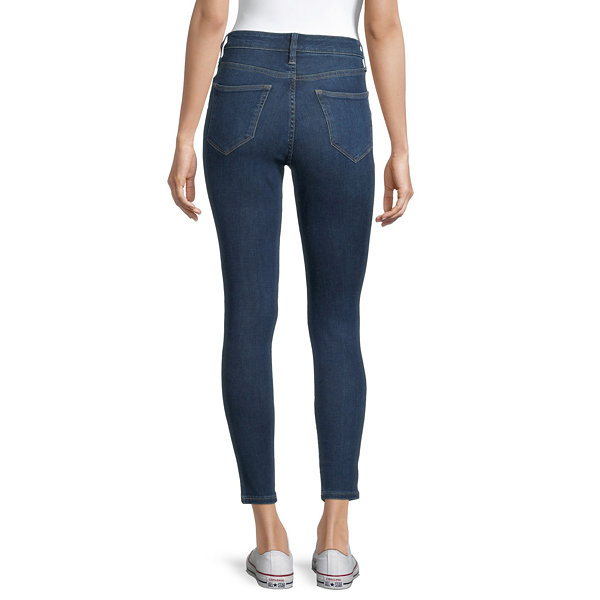 Arizona Womens High Rise Skinny Jeggings - Juniors