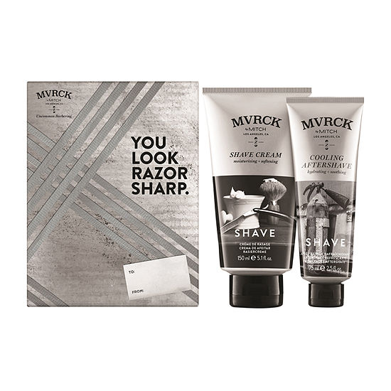 Paul Mitchell MVRCK Shave - 2pc Value Set