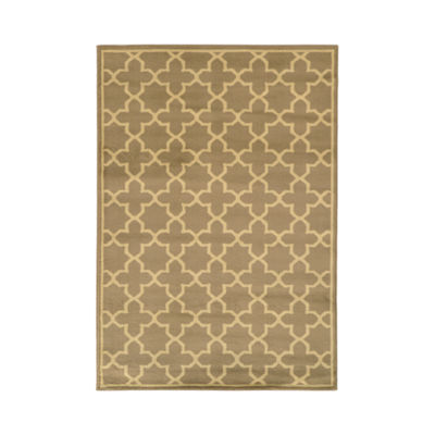 Covington Home Geo Rectangular Rug