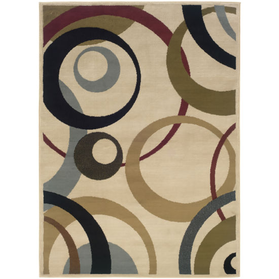 Covington Home Echo Rectangular Rug