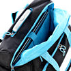 Deluxe Fashion Rolling Overnight Duffel