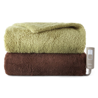 Sunbeam® Loftec Electric Throw