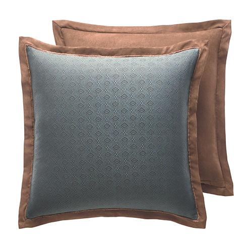 Croscill Classics® Tucson Jacquard Euro Pillow