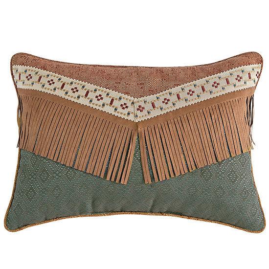 Croscill Classics® Tucson Oblong Decorative Pillow