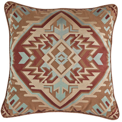 "Croscill Classics® Tucson 18"" Square Decorative Pillow"