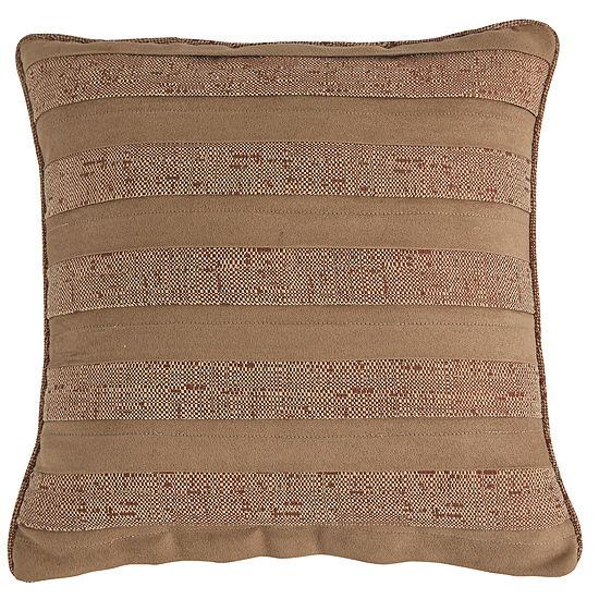 Croscill Classics Tucson 16 Square Decorative Pillow