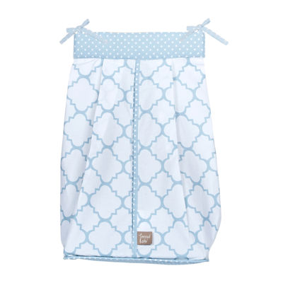 Trend Lab® Diaper Stacker - Blue