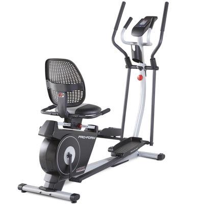 Proform Hybrid Trainer Elliptical and Recumbent Bike