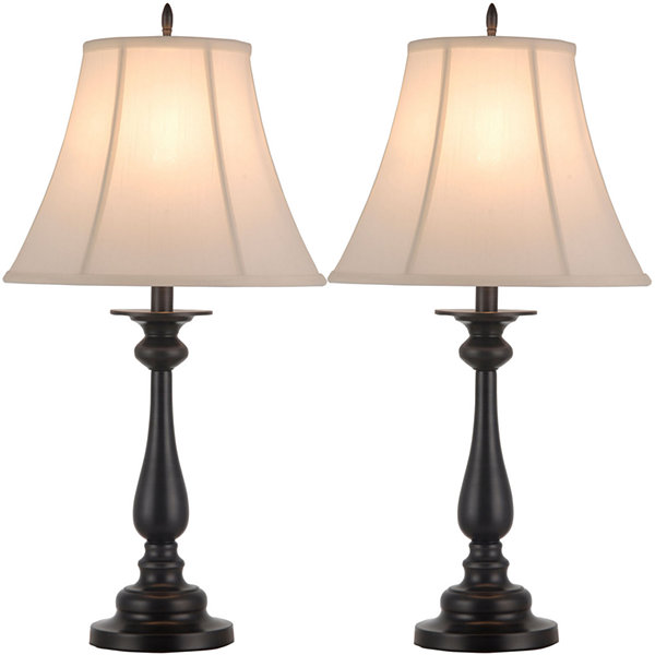 Jcpenney home set of 2 hennessey table lamps jcpenney jcpenney home set of 2 hennessey table lamps mozeypictures