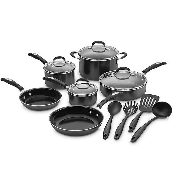 Cuisinart® Classic 14-pc. Ceramic Nonstick Cookware Set