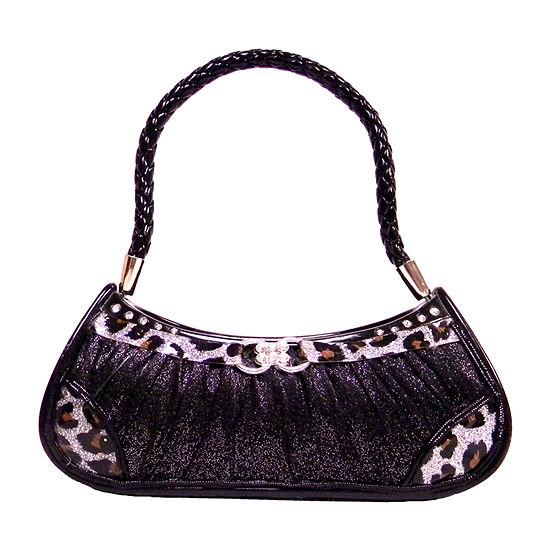 Leopard Handbag Ring Holder