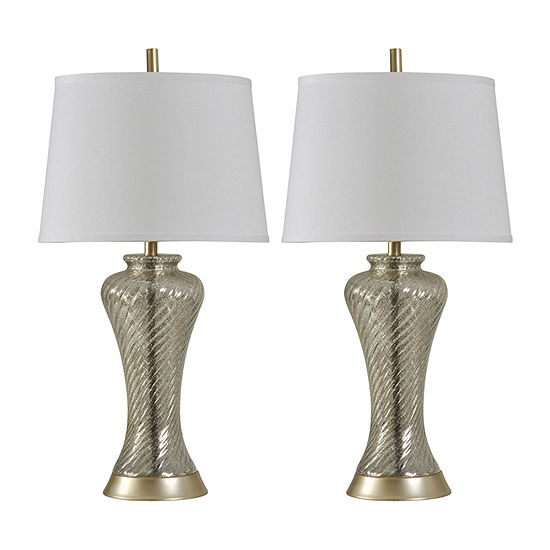 Stylecraft Northbay 2-pc. Lamp Set