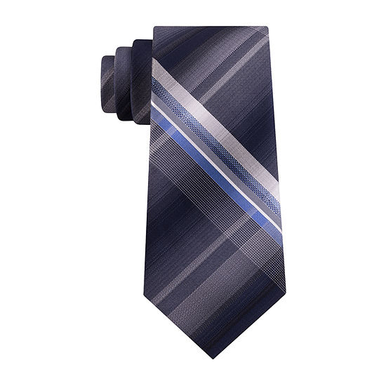 Van Heusen Plaid Xlong Tie Plaid Tie