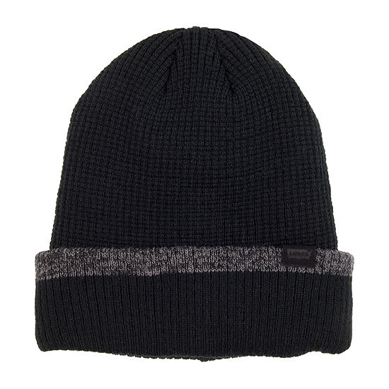 Levi's® Sherpa Lined Knit Beanie