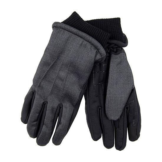Dockers® Mixed Media Glove with Fleece Lining