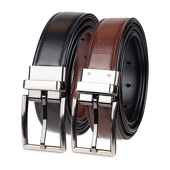 Dockers® Stretch Reversible Men's Belt with Feather Edge
