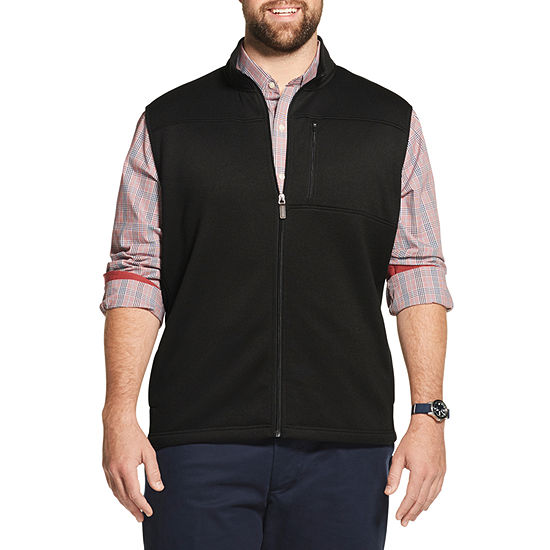 IZOD Mens Vest Big and Tall