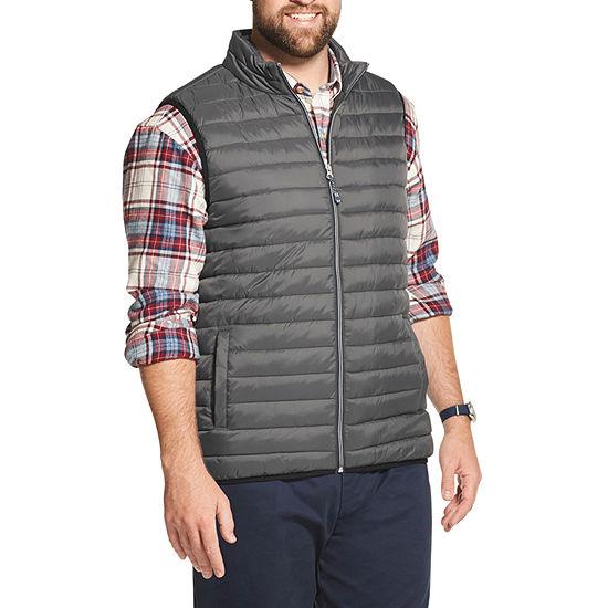 IZOD Big and Tall Advantage Performance Puffer Vest