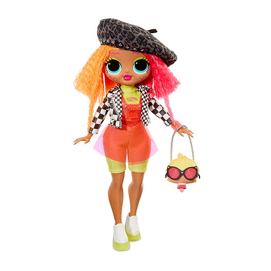 LOL Surprise! O.M.G. Fashion Doll With 20 Surprises