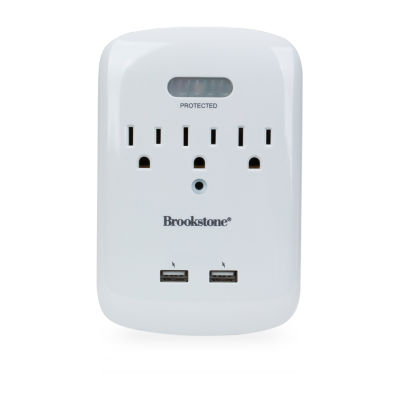 Brookstone Wall Plate with Motion Sensor Night Light