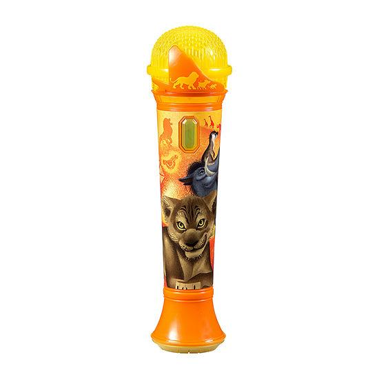 KIDdesigns The Lion King Sing-Along Microphone