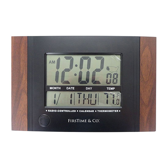 Firstime Table Clock