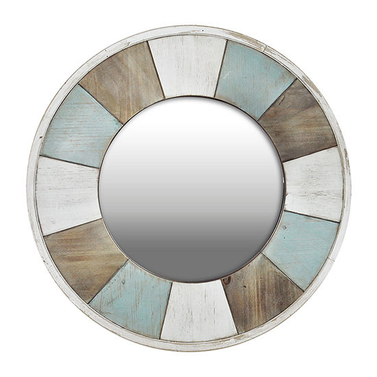 Firstime Cottage Timbers Wall Mirror
