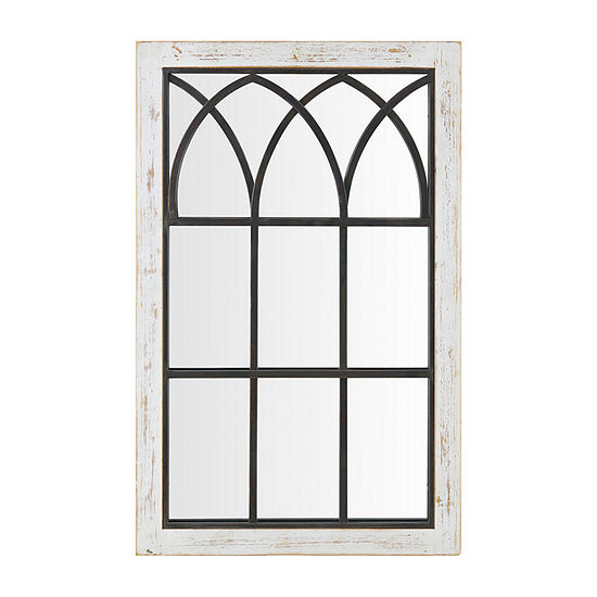 Firstime Arched Window Wall Mirror