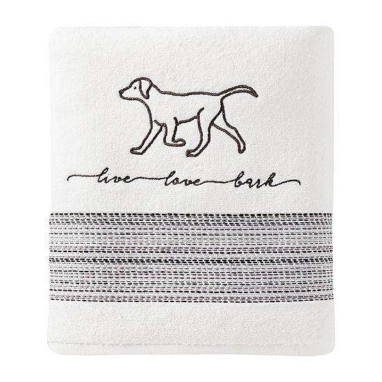 Saturday Knight Farmhouse Dogs Animal Bath Towel