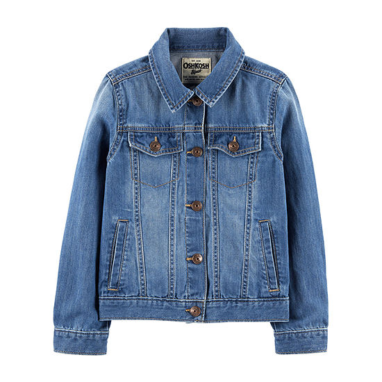Oshkosh Denim Jacket Preschool / Big Kid Girls