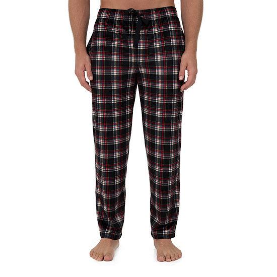 Van Heusen Mens Silky Fleece Sleep Pant