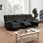 Errol 3 Seat Recliner with 2 Power Storage Consoles