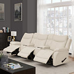 Omar 3 Seat Recliner with 2 Power Storage Consoles