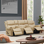 Roku 3 Seat Recliner with 2 Power Storage Consoles