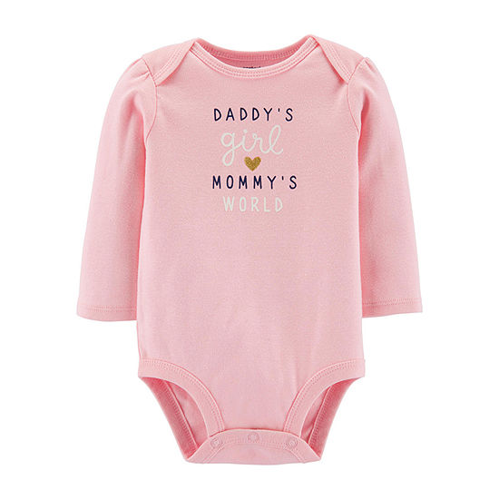 Carter's Girls Bodysuit-Baby
