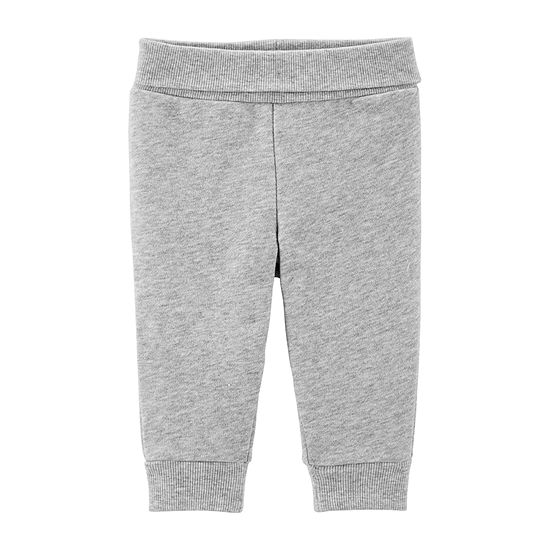 Carter's Baby Boys Straight Pull-On Pants