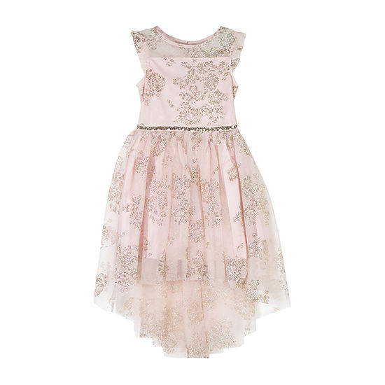 Lilt Sleeveless Party Dress - Preschool / Big Kid Girls