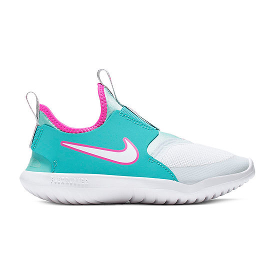 Nike Flex Runner Little Kids Girls Pull-on Sneakers