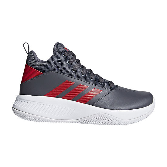 adidas Cloudfoam Ilation Mid 2 K Boys Basketball Shoes - Big Kids