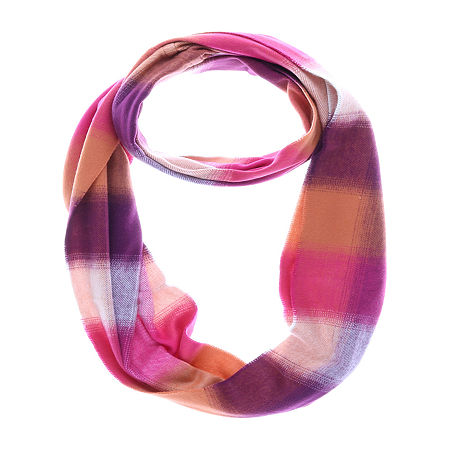 V. Fraas Ombre Cold Weather Scarf, One Size , Purple