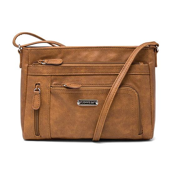 St. John's Bay Summerville Crossbody Bag