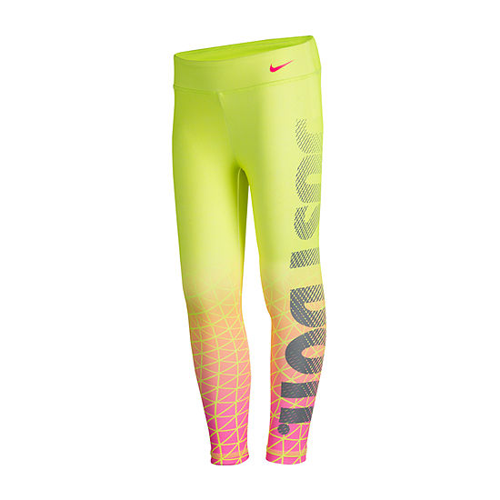 Nike Girls Full Length Leggings