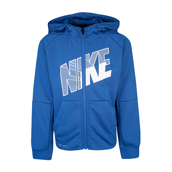 Nike Little Boys French Terry Lightweight Overcoat
