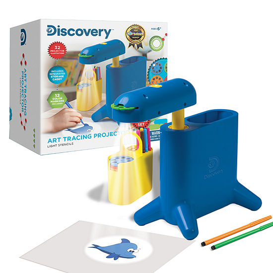 Discovery Kids Toy Art Tracing Projector