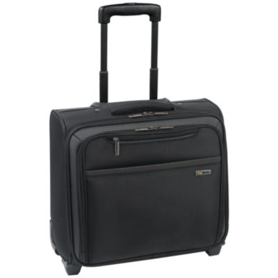 SOLO Rolling Laptop Overnighter Case