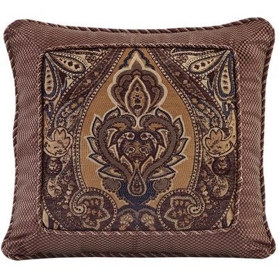 """Croscill Classics® Athena 18"""" Square Decorative Pillow"""