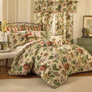jcpenney.com | Waverly® Laurel Springs 4-pc. Comforter Set & Accessories